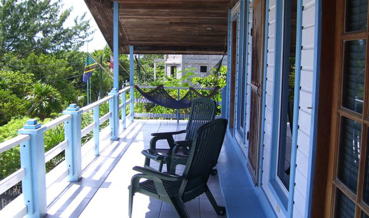 Reef house caye caulker belize pictures